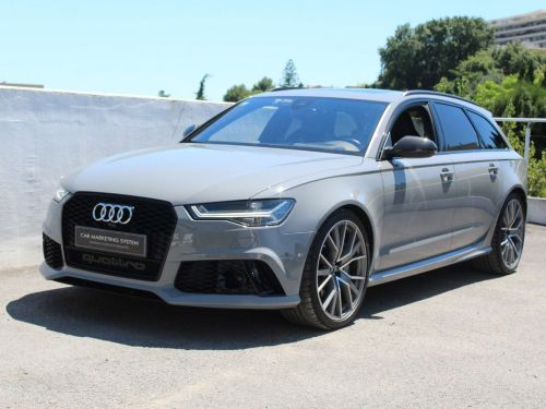 Audi RS6 Performance V8 4.0 TFSI 605 Quattro Tiptronic 8 Leasing