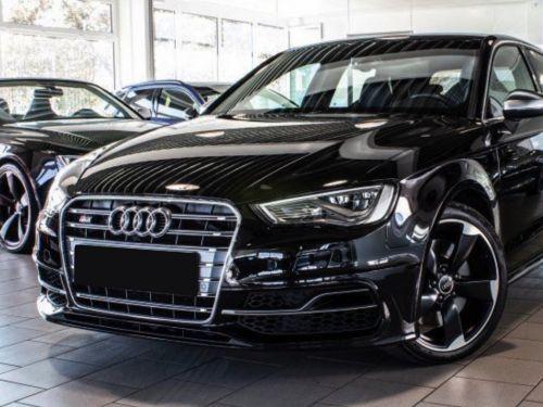 Audi S3 SPORTBACK 2.0 TFSI 300 QUATTRO