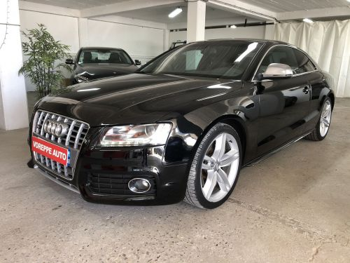 Audi S5 4.2 V8 FSI 354CH QUATTRO TIPTRONIC