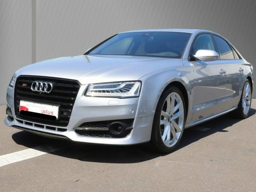 Audi S8 605 CH VMAX305 MATRIXLED 360 TOIT PANO PACK CARBONE ACC ATTELAGE 21'