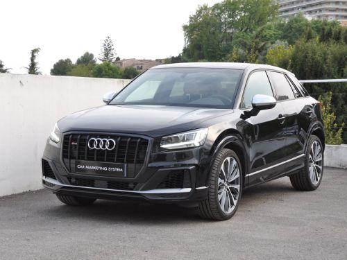 Audi SQ2 50 TFSI 300CH S-TRONIC QUATTRO Leasing