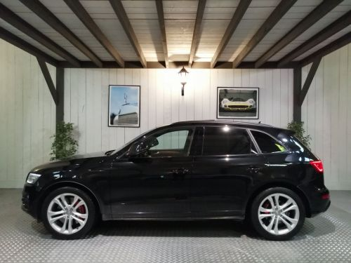 Audi SQ5 3.0 BITDI 326 CV QUATTRO BVA