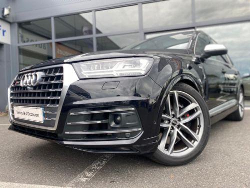 Audi SQ7 4.0 V8 TDI 435CH CLEAN DIESEL QUATTRO TIPTRONIC 7 PLACES