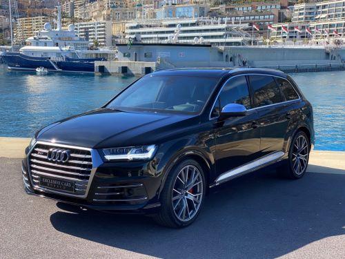 Audi SQ7 QUATTRO 4.0 TDI 435 CV - MONACO