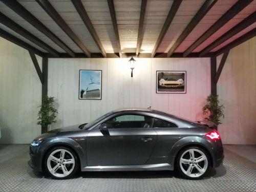 Audi TT 2.0 TFSI 230 CV SLINE QUATTRO BVA