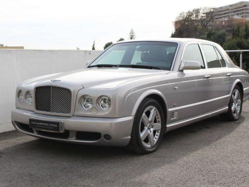 Bentley Arnage T 450 MULLINER Leasing