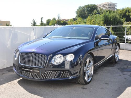 Bentley Continental Coupe 6.0 575cv Leasing