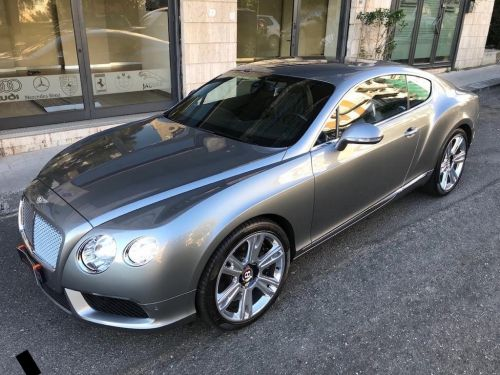 Bentley Continental GT SERIES CONCOURS LIMITED 1/300