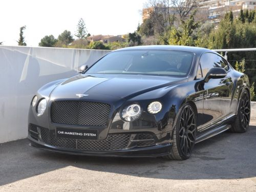 Bentley Continental GT Speed W12 6.0 625CH Leasing