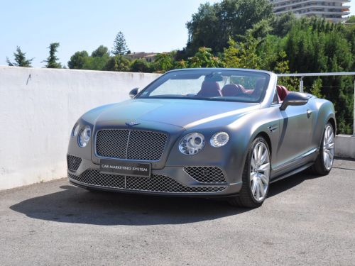 Bentley Continental GTC V8S 4.0 528 ch Leasing