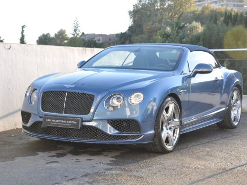 Bentley Continental GTC W12 SPEED 6.0 625CH Leasing