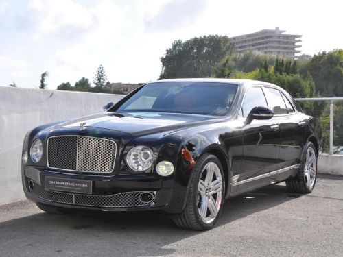 Bentley Mulsanne Mulliner V8 6.75 Leasing
