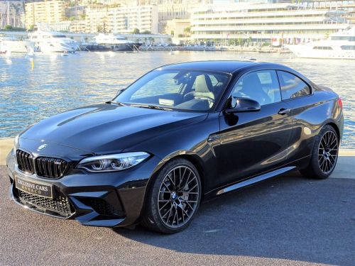 BMW M2 COUPE COMPETITION DKG  411 CV - MONACO