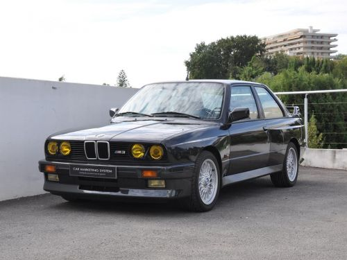 BMW M3 E30 Coupe Leasing