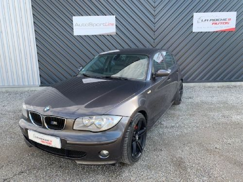 BMW Série 1 SERIE 118 D M Sport
