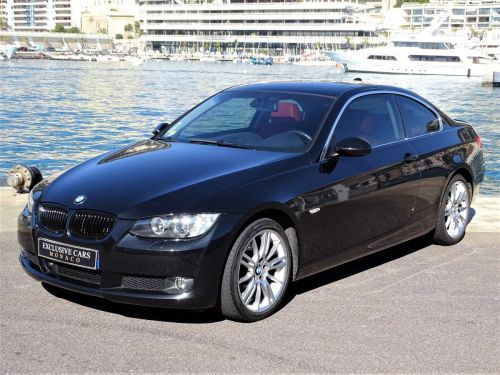 BMW Série 3 325 DA COUPE LUXE 3.0 6 CYL 197 CH - MONACO