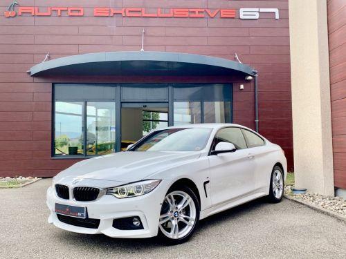 BMW Série 4 420 d COUPE Xdrive PACK M SPORT BVA 184 cv F32