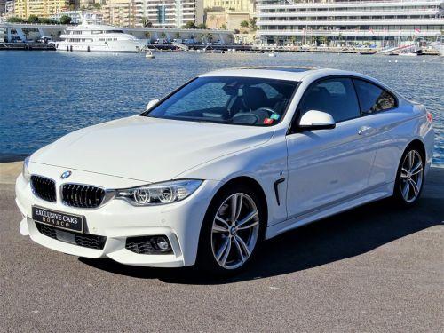 BMW Série 4 435 IA COUPE M SPORT - 306 CV - MONACO