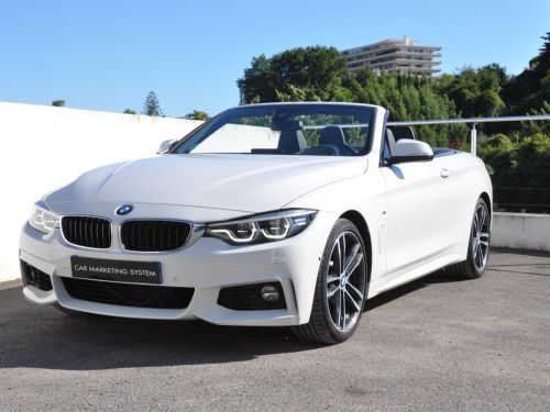 BMW Série 4 440i 326 Ch BVA8 M-Sport Leasing