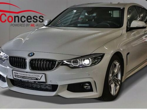 BMW Série 4 Gran Coupe 430d Pack M