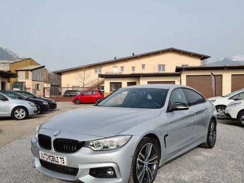 BMW Série 4 Gran Coupe Serie (f36) 430da x-drive 258 m sport 10/2016 GARANTIE 10/2021 DANS TOUTE LA FRANCE