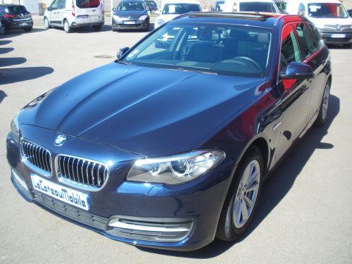 BMW Série 5 Touring 520 D 190 CV