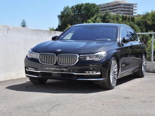 BMW Série 7 750 LI Xdrive Leasing