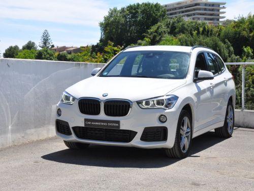 BMW X1 F48 SDrive 18d 150 Ch BVA8 Lounge Leasing