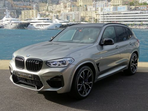 BMW X3 M COMPETITION DKG  510 CV - MONACO
