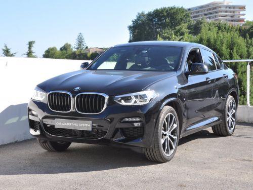 BMW X4 G02 XDrive30i 252 Ch BVA8 M-Sport Leasing