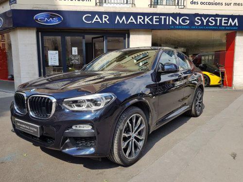 BMW X4 (G02) XDRIVE30IA 252 M SPORT Leasing