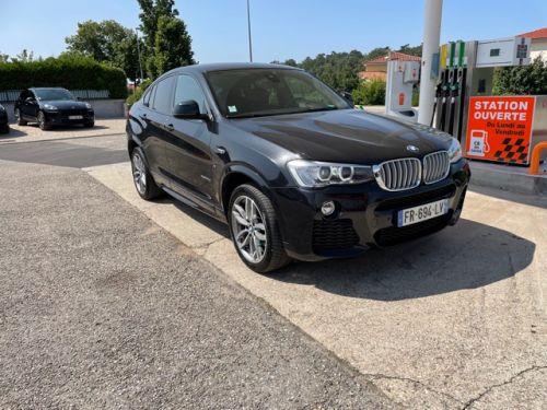 BMW X4 XDrive 30 D 258cv