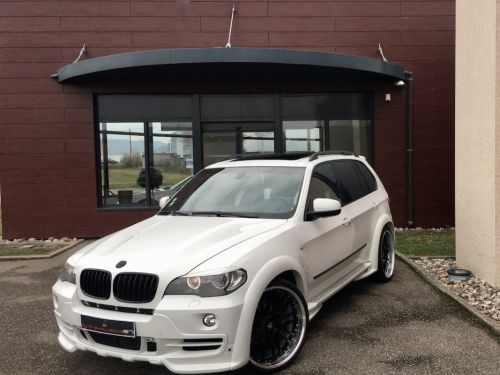BMW X5 3.0 d 235 cv HAMANN VIP CAR
