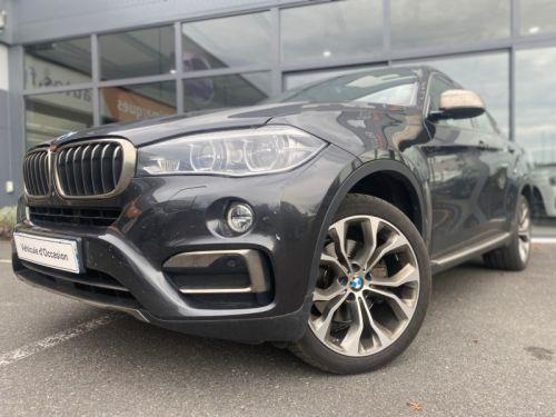 BMW X6 (F16) XDRIVE 40DA 313CH EXCLUSIVE