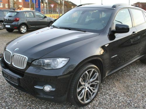 BMW X6 xDrive35d A / exclusive/09/2010