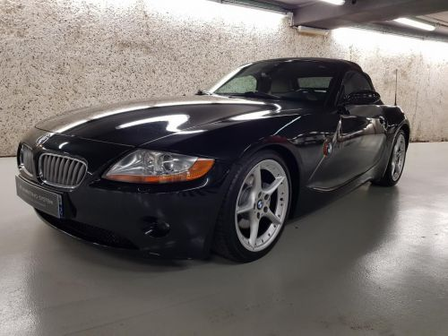 BMW Z4 3.0i Steptronic A Leasing