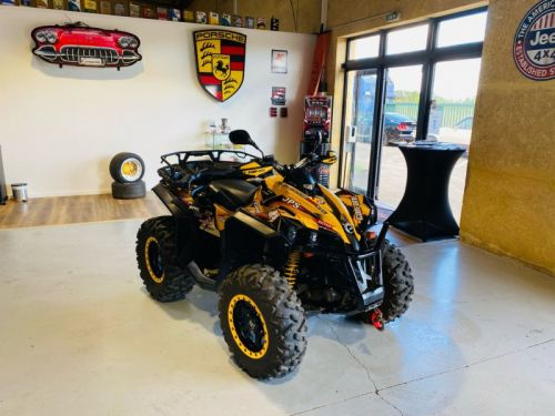 Can-Am Renegade 1000 XXC 13