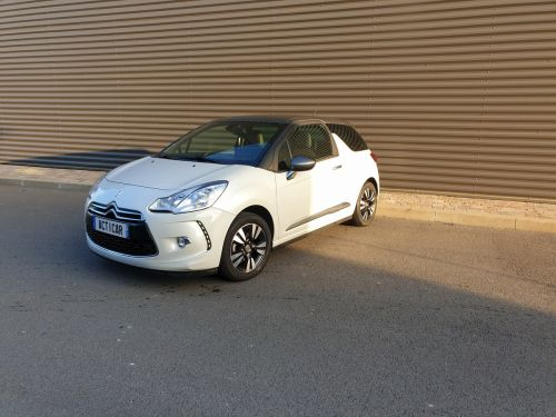 Citroen DS3 2 ii 1.2 vti 82cv so chic bva.19730 kms