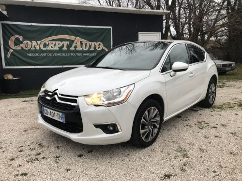 Citroen DS4 SO-CHIC