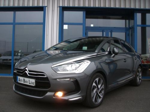 Citroen DS5 hdi 160 sport chic