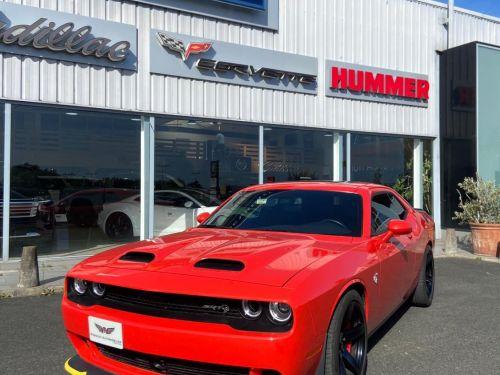 Dodge Challenger SRT Hellcat V8 6,2L AT