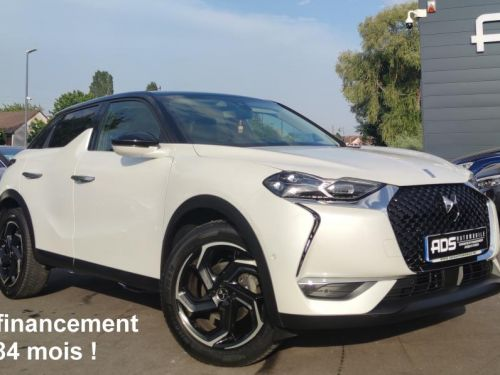 DS DS 3 CROSSBACK PureTech 100ch So Chic 105g