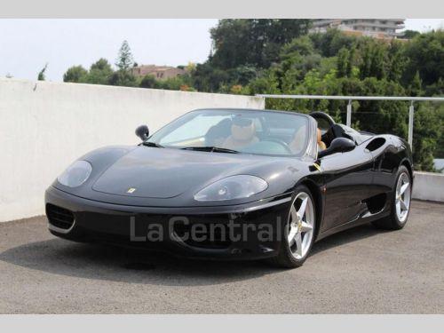 Ferrari 360 Modena Spider Leasing