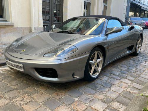 Ferrari 360 Modena Spider F1