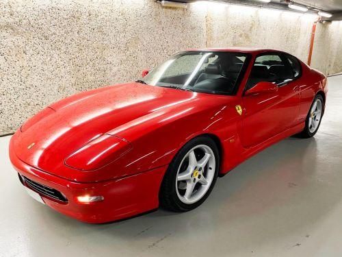 Ferrari 456 M GT 5.5 V12 440 Leasing