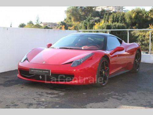 Ferrari 458 Italia Leasing