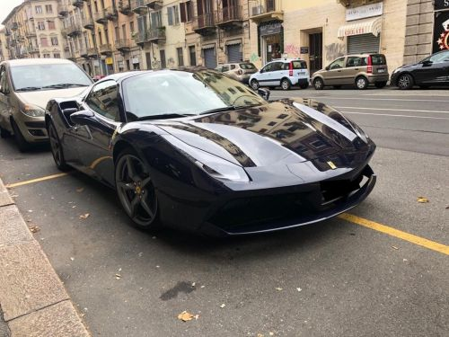 Ferrari 488 SPIDER