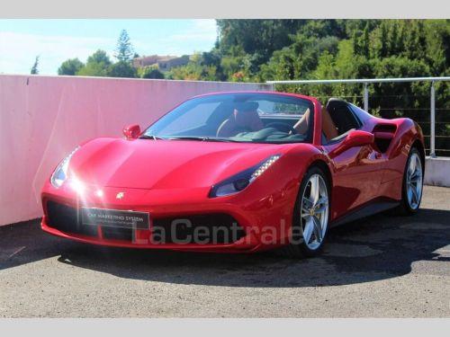 Ferrari 488 Spider 3.9 V8 Leasing