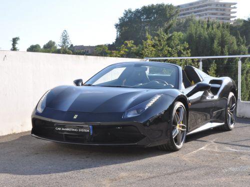Ferrari 488 Spider 4.0 V8 670ch Leasing