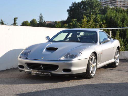 Ferrari 575M Maranello V12 F1 Leasing